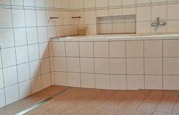 Koupelna v novostavbě RD Náchod