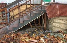 Rekonstrukce schodů - Benešova třída, Hradec Králové