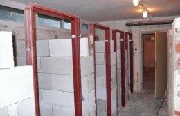 Rekonstrukce sklepů Hradec Králové