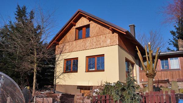 Rodinný dům - Náchod