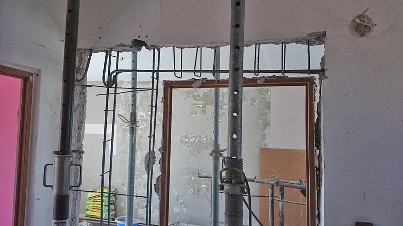 Rekonstrukce bytu Hradec Králové - Pouchov